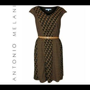 NWOT Antonio Melani Bicycle dress Sleeveless